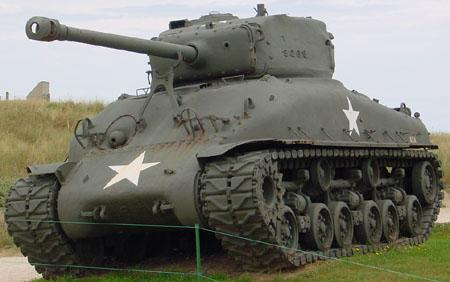 Amerikaanse tanks wo2